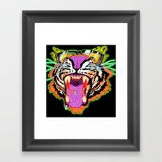 Tyger Style Framed Art Print