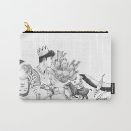 Ink Thoughts Three Carry-All Pouch