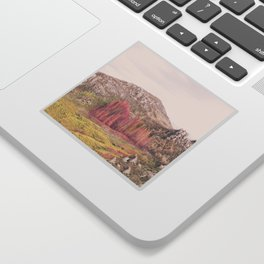 whispers of autumn Sticker