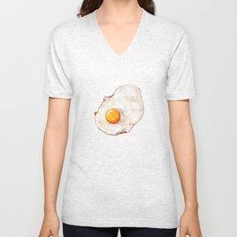 Fried Egg Unisex V-Neck