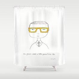 pizazz Shower Curtain