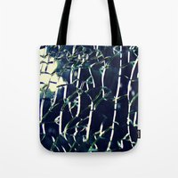 cracked Tote Bags featuring Cracked by Tea Tree // P H O T O