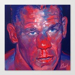 John Cena, HLR Above It All Canvas Print