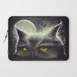 Owl & The Moon Laptop Sleeve