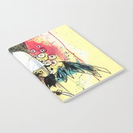 Pure Gonzo Notebook