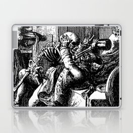 DEATH by ATTACK Laptop & iPad Skin