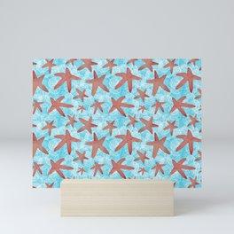 Star Spangled Sea Mini Art Print