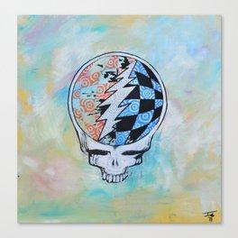Dead Head Canvas Print