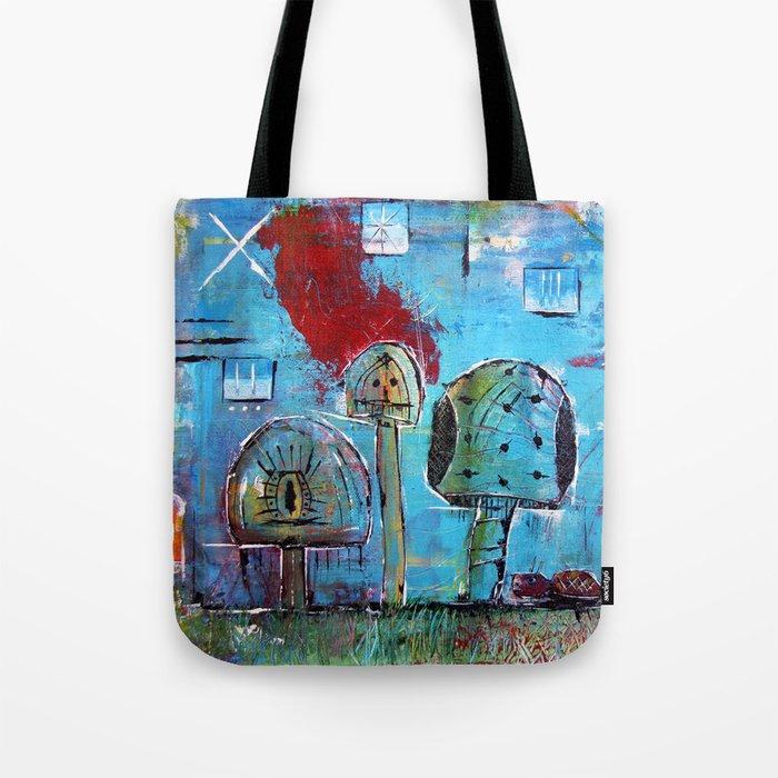 Un-Written Fable Tote Bag