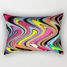 Marbling 1 Rectangular Pillow