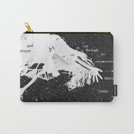 fabric of truths Carry-All Pouch
