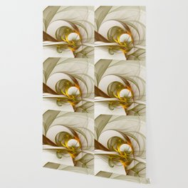 Fractal Art Precious Metals, Abstract Graphic Wallpaper