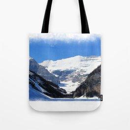 Lake Louise in Banff National Park Tote Bag