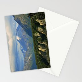 Northern Chugach Mountains Stationery Cards