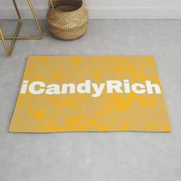 iCandyRich Colour Palette Mix Rug