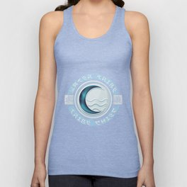 Water Tribe Chief Unisex Tank Top