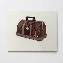 LOST Luggage / Jack Metal Print
