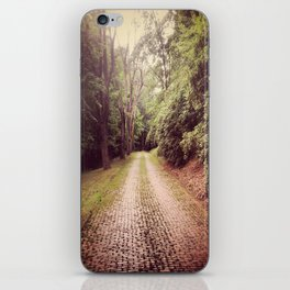 Cemetery Way iPhone Skin