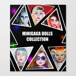 MINIGA-GADOLLS Canvas Print