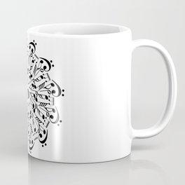 Musical mandala Coffee Mug