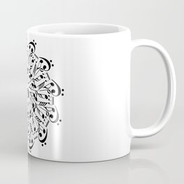 Musical mandala Coffee Mug