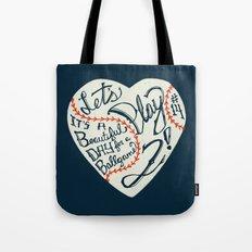 Mr. Cub Tote Bag