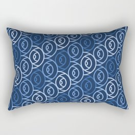 Op Art 142 Rectangular Pillow