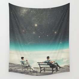 You Were There, in my Deepest Silence Wall Tapestry