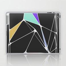 Voronoi Angles Laptop & iPad Skin