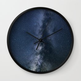 Galaxy Explore Wall Clock