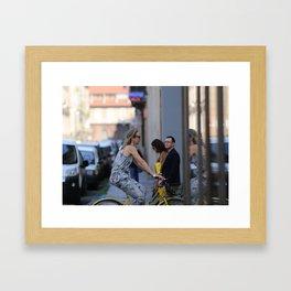 Other girl Framed Art Print