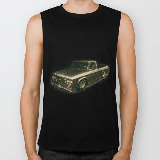 Vintage Car, Dodge Biker Tank