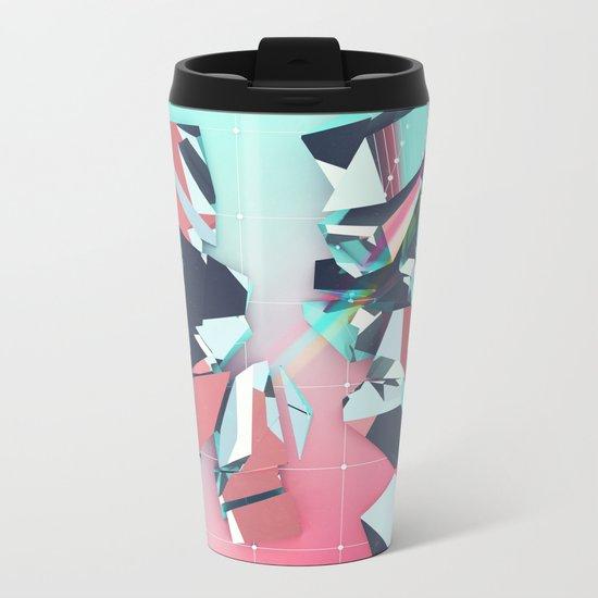 Pyrite Metal Travel Mug