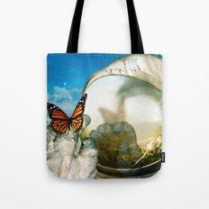 Strange Place Tote Bag
