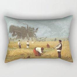 1920 - advanced harvest Rectangular Pillow