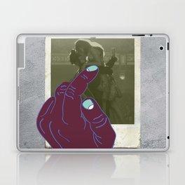 johnny cash 2 Laptop & iPad Skin