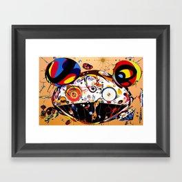 Tan Tan Bo by Takashi Murakami Framed Art Print
