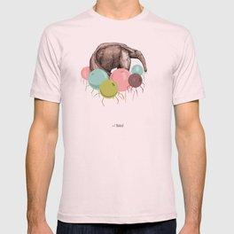 natural series - anteater T-shirt