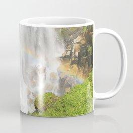 Waterfall Rainbow Coffee Mug