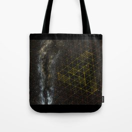 Galaxometry Tote Bag