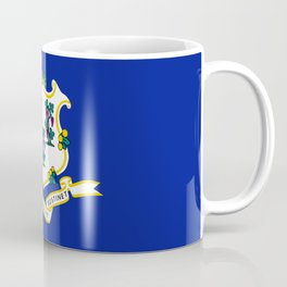 State Flag of Connecticut Coffee Mug