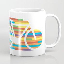 Colorful bicycle 1 Coffee Mug