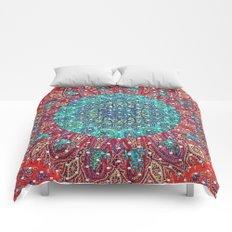 Psychelic Bandana Pattern Comforters