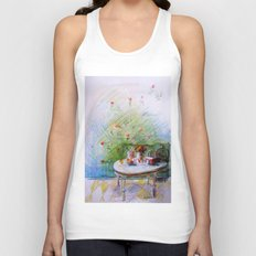 Breakfast Unisex Tank Top