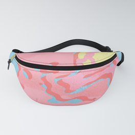 Face of the Sun Fanny Pack