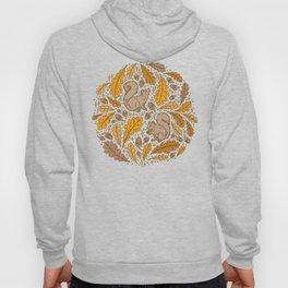 Oak & Squirrels | Autumn Yellows Palette Hoody