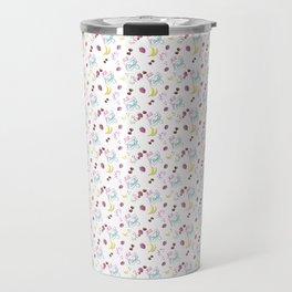 Milkshake  pattern Travel Mug