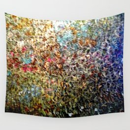 Amongst the Flowers  Wall Tapestry