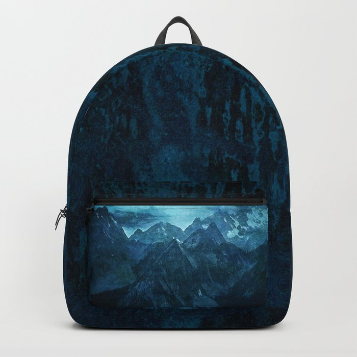 Amazing Nature - Mountains Backpack