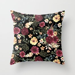 Spring is in the air 129 Throw Pillow